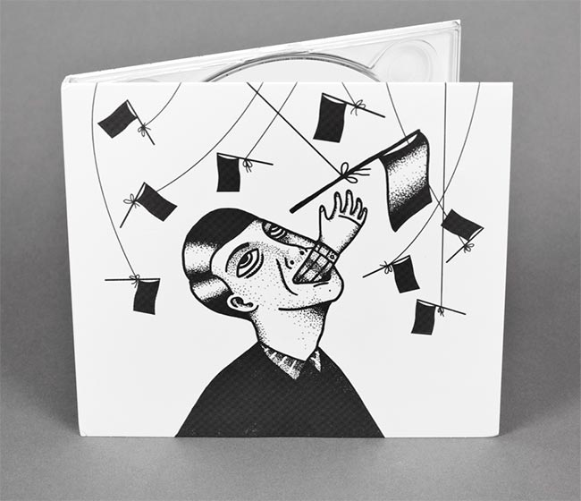 kantoor papa dutch design album cover