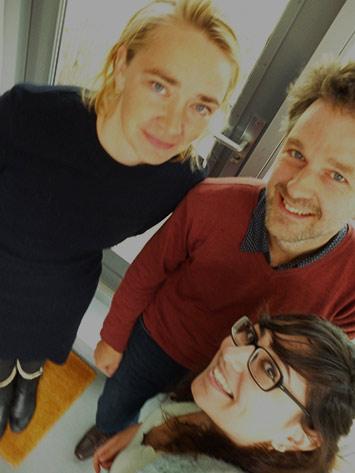 Selfie Niessen & de Vries Dutch Design